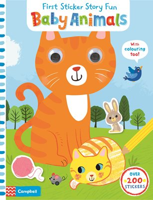 Book cover for Baby Animals